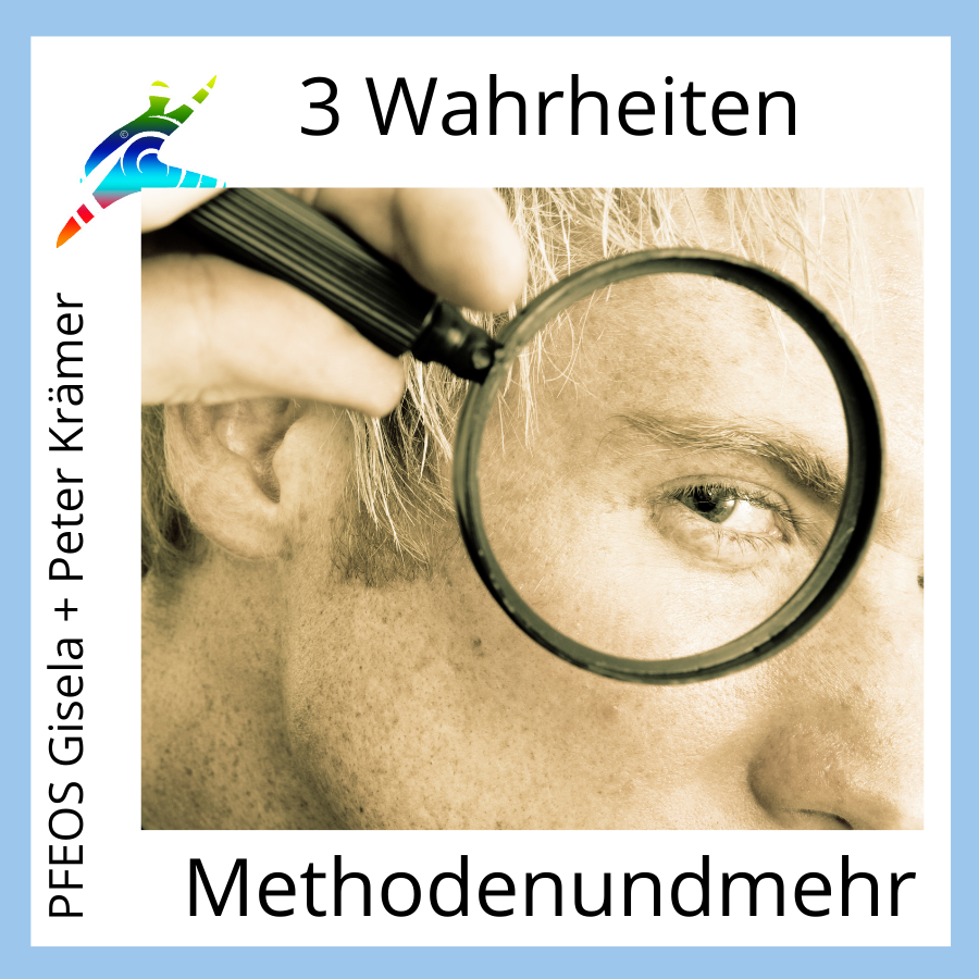 3 Wahrheiten