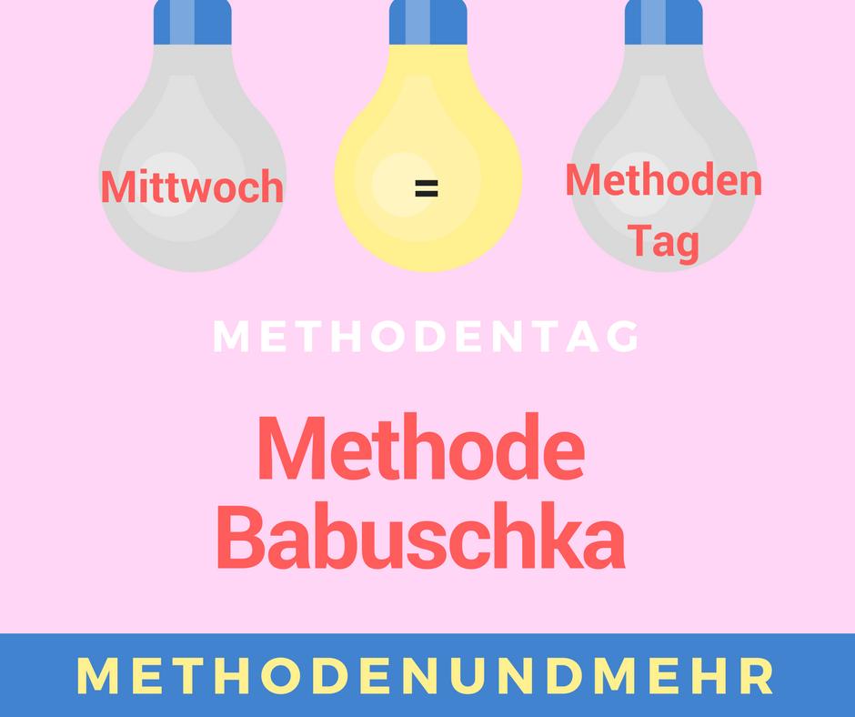 Babuschka-Methode