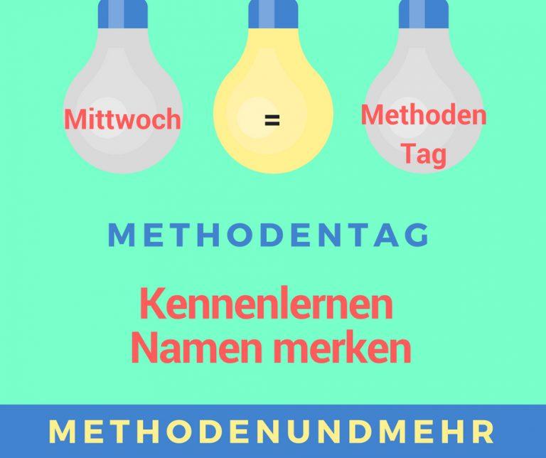 Kennenlernen methoden