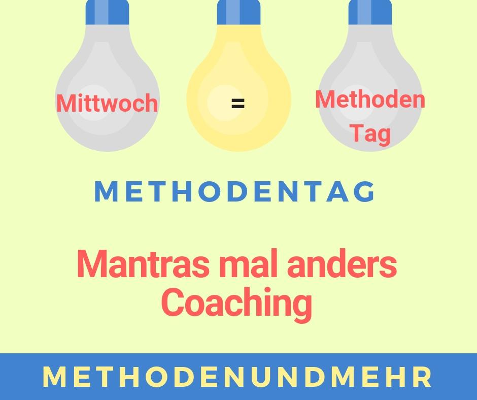 Coaching und Mantras