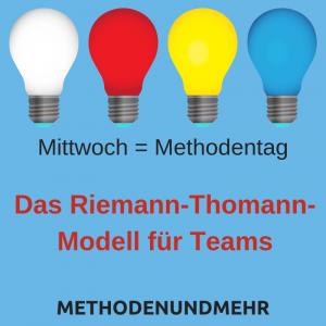 Beispiel riemann-thomann-modell Riemann Thomann