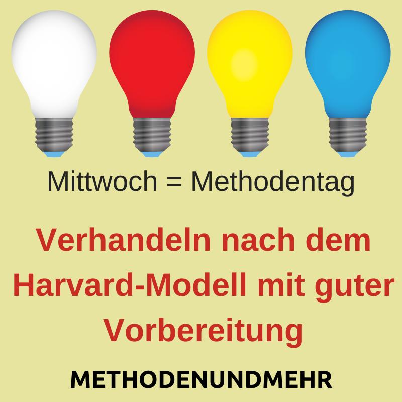 Vorbereitung Harvard-Modell